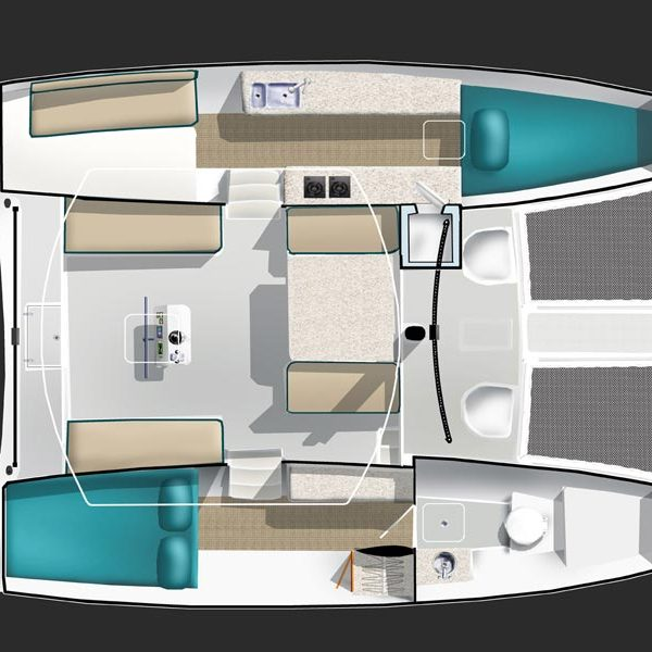 Our-Yacht Layout